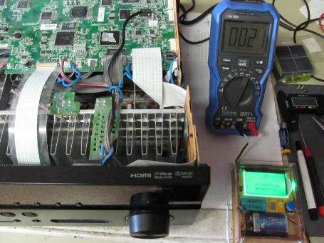 Reparatur Radios Recorder Tonbandgerät Plattenspieler