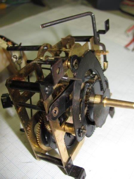 Reparatur Uhren Mechanik
